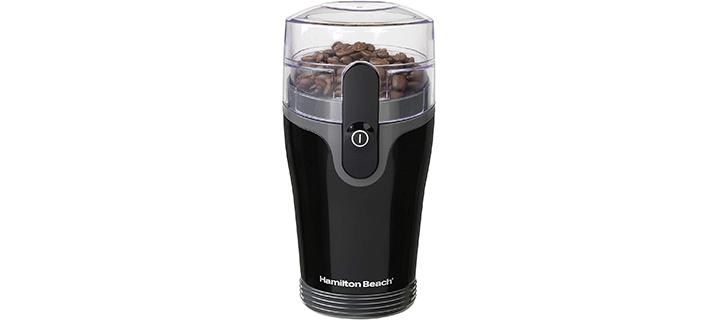 Hamilton Beach 80335R Fresh-Grind Coffee Grinder