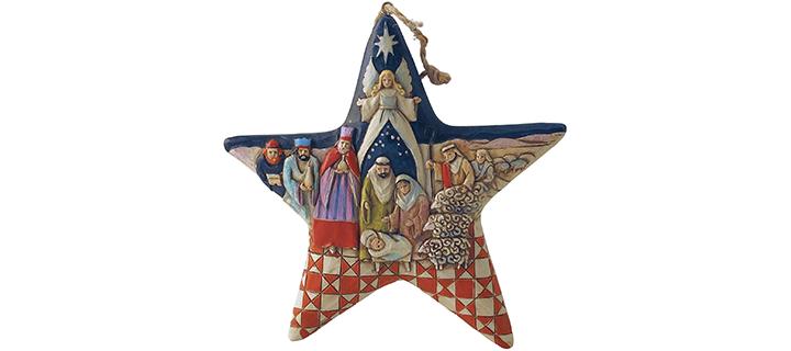 Heartwood Creek Nativity Star
