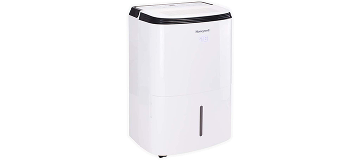 Honeywell 70-Pint Dehumidifier with Built-in Pump