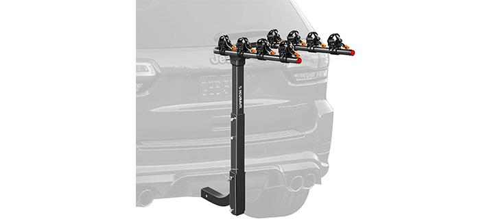 Ikuram 2 3 4 Bike Rack Bicycle Carrier Rack