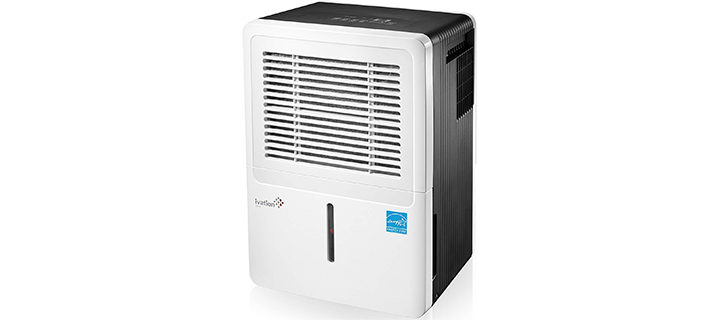 Ivation 30-Pint Energy Star Dehumidifier