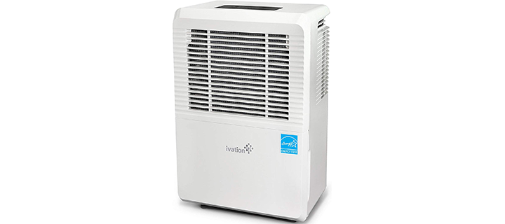 Ivation 70 Pint Energy Star Large-Capacity Dehumidifier