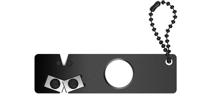 JEOutdoors Multifunction Pocket Knife & Tool Sharpener
