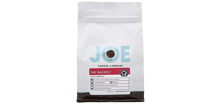 Joe Coffee Company 'The Waverly' House Espresso Blend