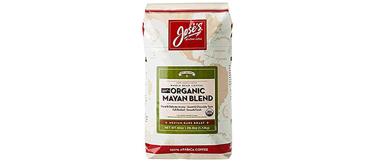 Jose's Whole Bean Coffee