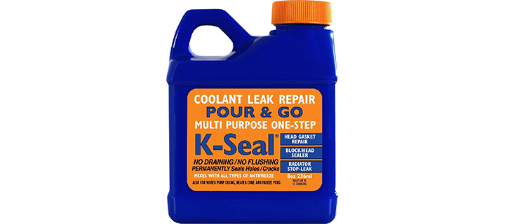 K-Seal Multi-Purpose One Step Permanent Coolant Leak Repair