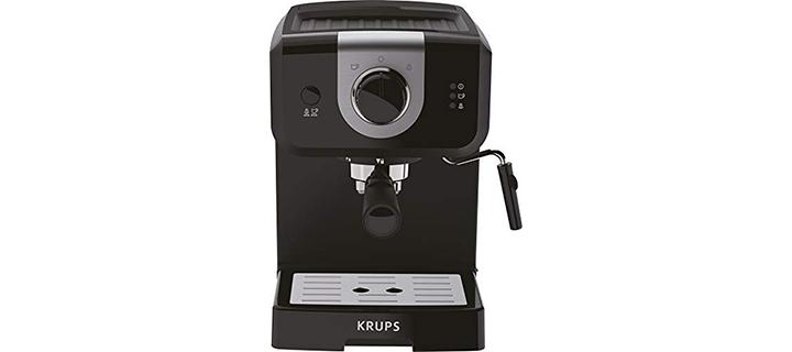 KRUPS XP3208 Espresso and Cappuccino Coffee Maker