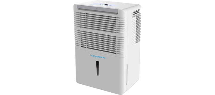 Keystone 70-Pint High-Efficiency Dehumidifier