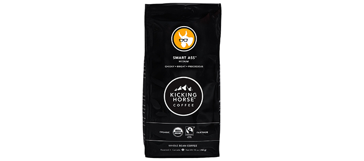 Kicking Horse Coffee Whole Bean Medium Roast