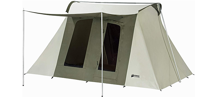 Kodiak Canvas Deluxe 8 Person Tent