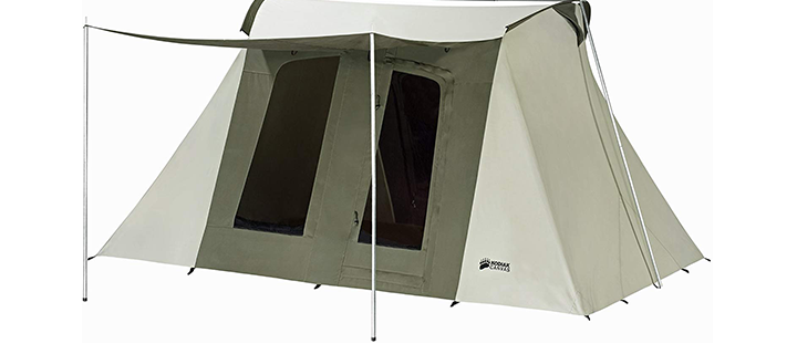Kodiak Canvas Deluxe Tent