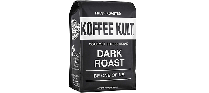 Koffee Kult Dark Roast Coffee Beans