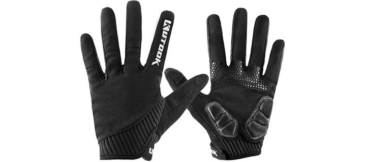 Kutook Full Finger Cycling Gloves