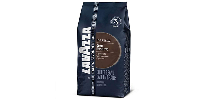 Lavazza Gran Espresso Whole Bean Coffee Blend