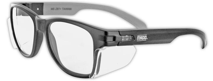 MAGID Y50BKAFC Iconic Y50 Design Series Safety Glasses