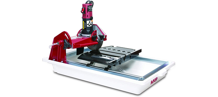 MK-370EXP 1-14 HP 7-Inch Wet Cutting Tile Saw