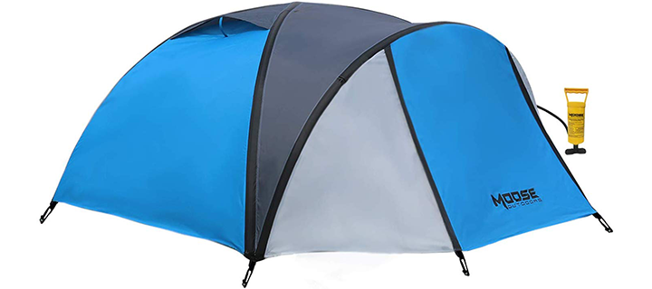 MOOSE Outdoors Family Inflatable Tent
