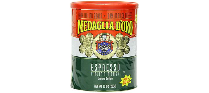 Medaglia D'Oro Italian Roast Espresso Coffee