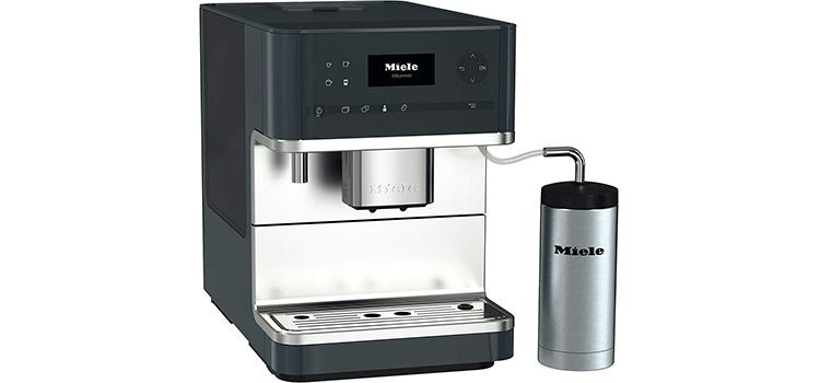 Miele CM6350 Countertop Coffee Espresso Machine