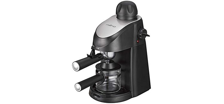 Miho CM-01A Espresso Machine Cappuccino and Latte Maker