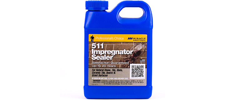 Miracle Sealants 511 Impregnator Penetrating Sealers