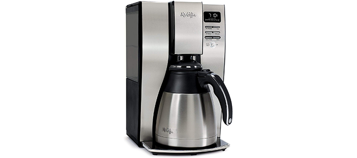 Mr Coffee BVMC-PSTX95 10-Cup Optimal Brew Thermal Coffee Maker