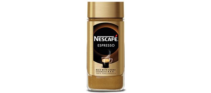 Nescafé Espresso 100% Arabica