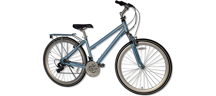 New York Bicycle Co WH-2 Women's 700c Hybrid Bicycle