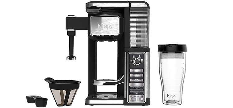 Ninja Single-Serve, Pod-Free Coffee Maker