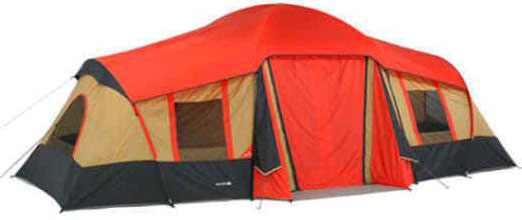 OZARK TRAIL WMT922.2A 10 Person Vacation Tent