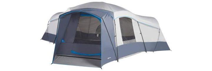 OZARK Trail 16 Person Cabin Tent