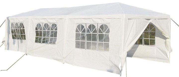 Palm Springs Tent