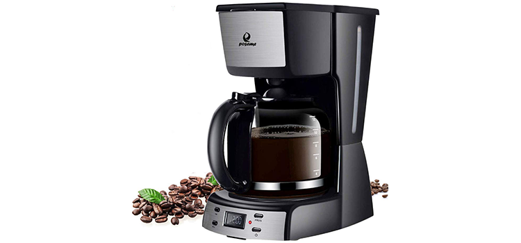 Posame Electric Coffee Maker