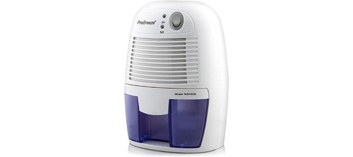 Pro Breeze Electric Bathroom Dehumidifier