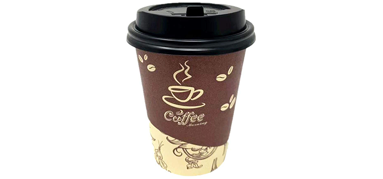 Quality Disposable Paper Hot Coffee Cups