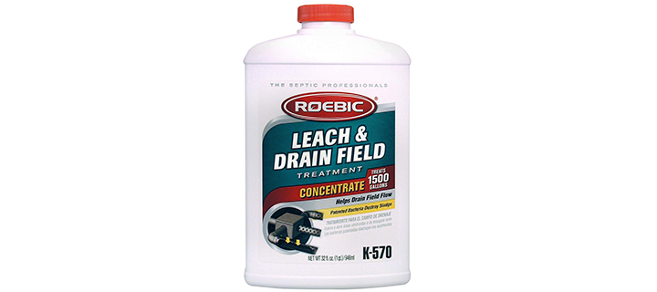 Roebic K-570 32 Fl Ounce Biodegradable Leach and Drain Field Opener