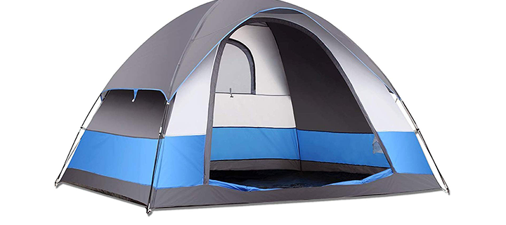 SEMOO Backpacking Dome Tent