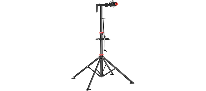 SONGMICS Bike Repair Stand with Solid Welded Head