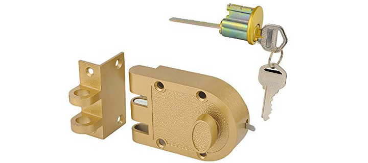 SUMBIN Jimmy Proof Deadbolt Lock