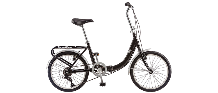 Schwinn-Loop-Folding-Bike