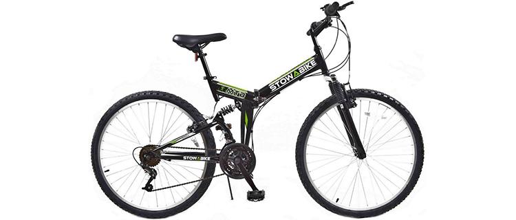 """Stowabike 26"""" Folding Mountain Bike"""