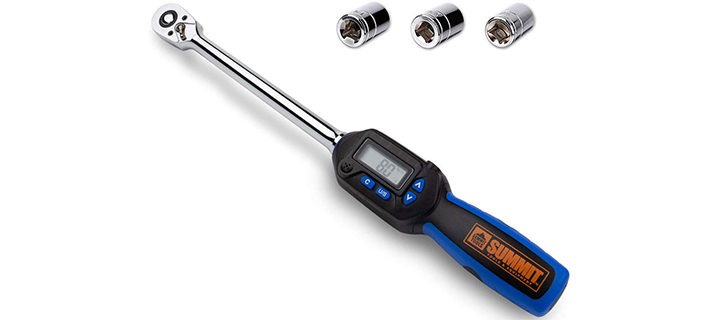 Summit Tools 1 2 inch Digital Torque Wrench