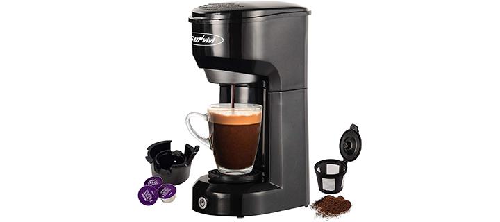 Sunvivi Outdoor Single Serve Coffee Maker