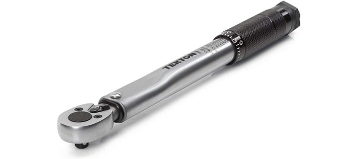 TEKTON 24320 1 4-Inch Drive Click Torque Wrench