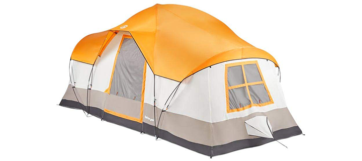Tahoe Gear 10 Person Family Camping Tent