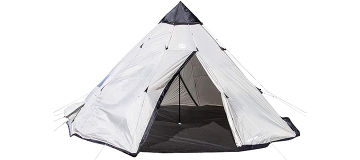 Tahoe Gear Bighorn 12-Person Teepee Tent