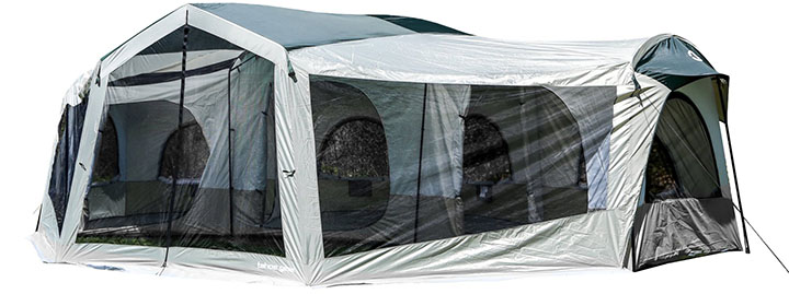 Tahoe Gear Carson 14 Person Family Tent