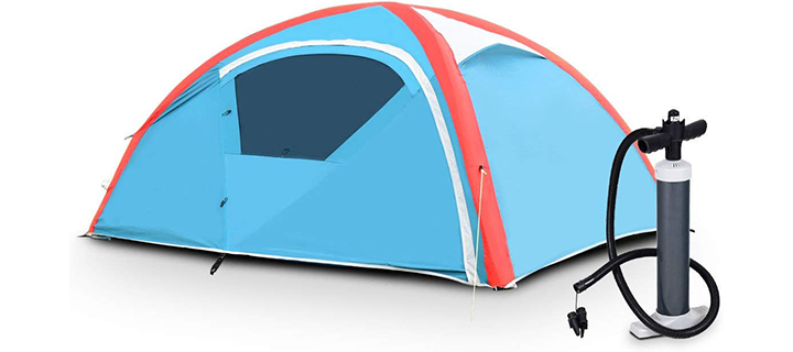 Tangkula Inflatable Tent for Family