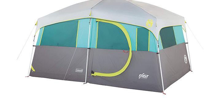 Tenaya Lake Cabin Tent
