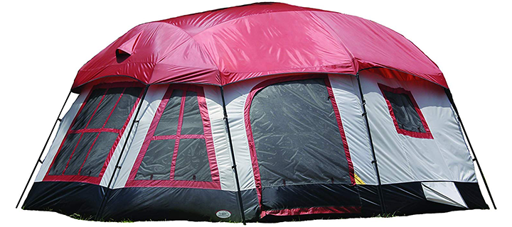 Texsport Highland Cabin 8 Person Tent